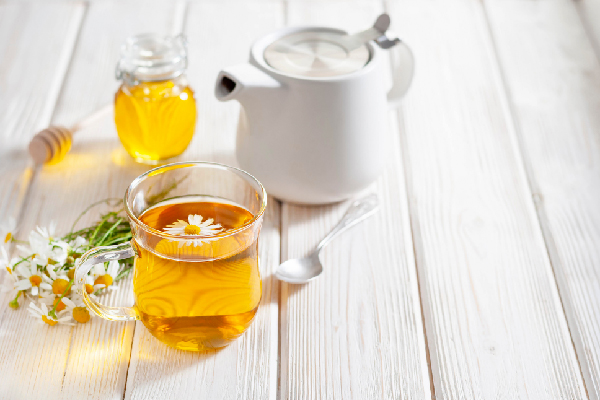 Great benefits of chamomile tea for sleep