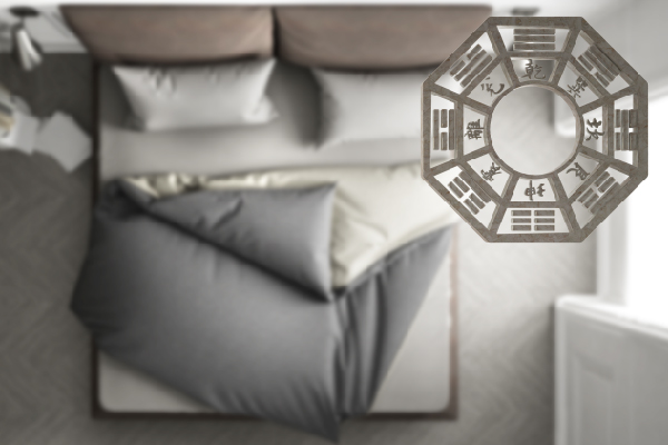 HOW TO SLEEP IN HARMONY WITH FENG SHUI