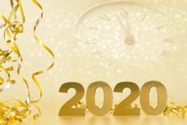 HÂN HOAN CHÀO ĐÓN NĂM 2020