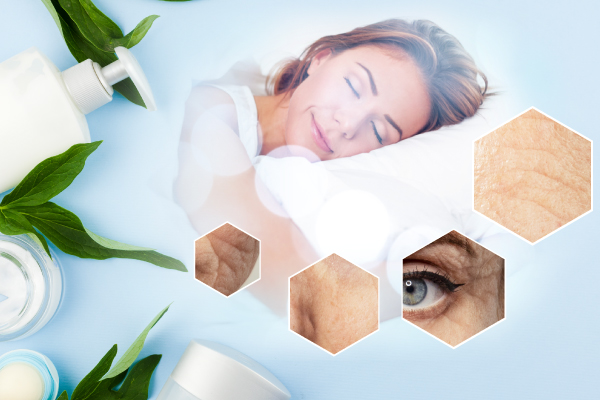 SLEEP - EFFECTIVE REMEDY FOR A YOUNGER SKIN
