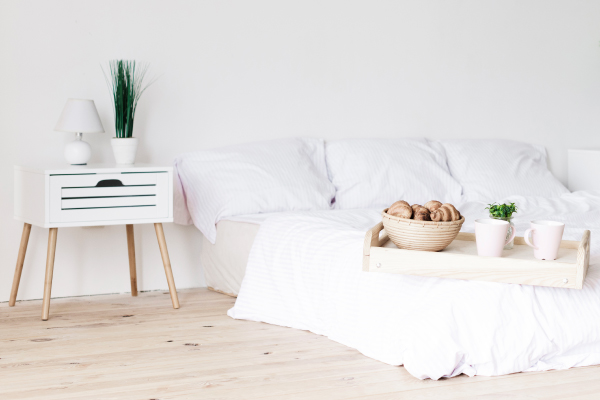 MULTIFUNCTIONAL MATTRESS - SOLUTION FOR MODEST BEDROOM SPACE