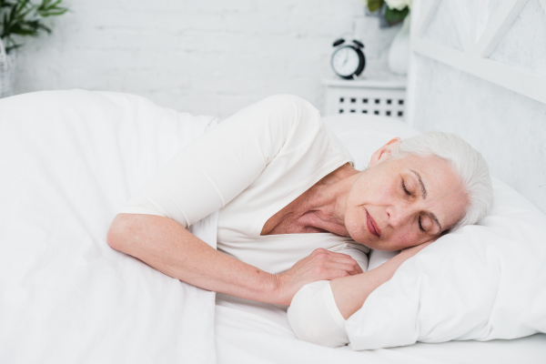 HOW TO IMPROVING SLEEP QUALITY IN OLDER ADULTS?