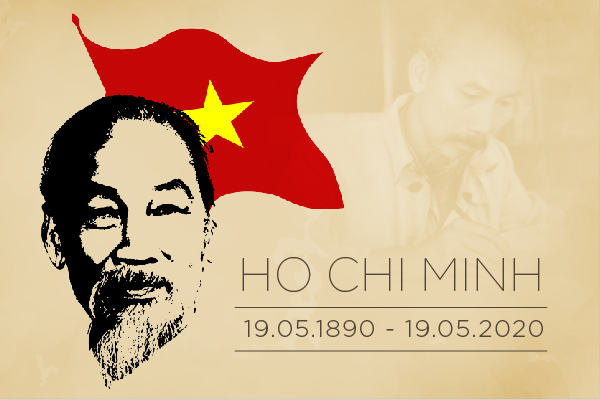 CELEBRATING PRESIDENT HO CHI MINH'S 130TH BIRTHDAY (MAY 19, 1890 - MAY 19, 2020)