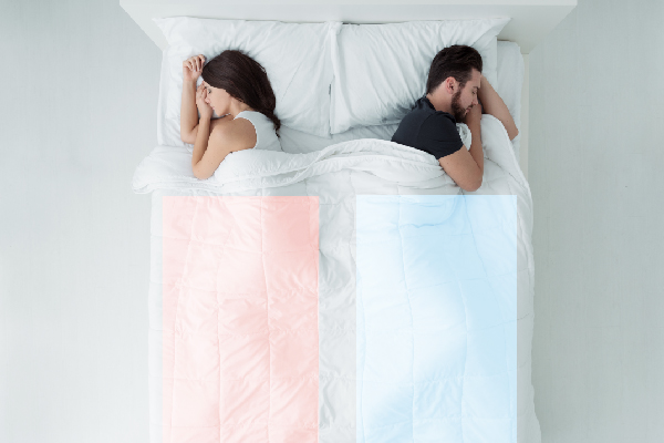 HOT OR COLD- WHAT IS THE SOLUTION TO SLEEP?